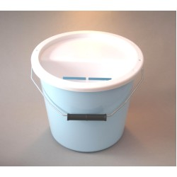 Pale blue Charity Collection Box