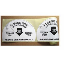 Box/Bucket Lid Labels