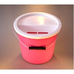 Pink Charity Collection Box
